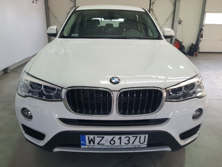 Bmw X3  sDrive18d Advantage aut