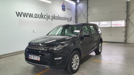 LAND ROVER Discovery Sport Combi