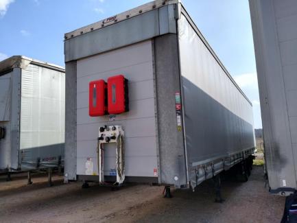 FLIEGL SDS Curtain trailer