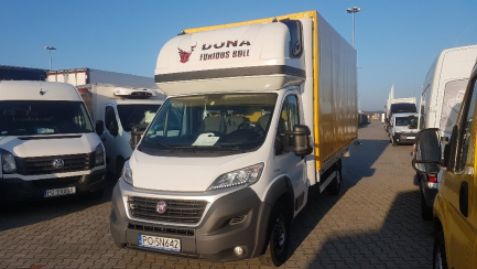 AUCTION OF THE DAY Fiat Ducato Maxi MJ Euro 5 2287ccm - 130HP 3,5t 14-16