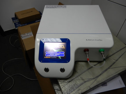 The ozone therapy apparatus METRUM CRYOFLEX ATO-3
