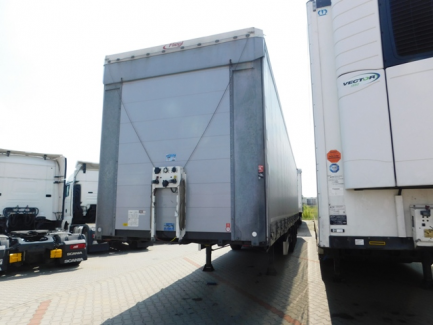FLIEGL SDS Curtain semitrailer