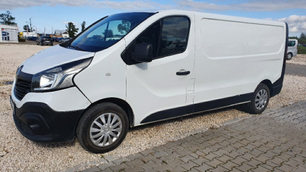 Renault Trafic dCi 90 Euro 5 1598ccm - 90HP 2,7/3t 14-16