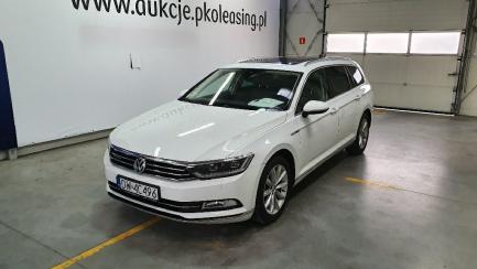 Volkswagen Passat Variant 2.0 TDI BMT 4Mot. Highline DSG
