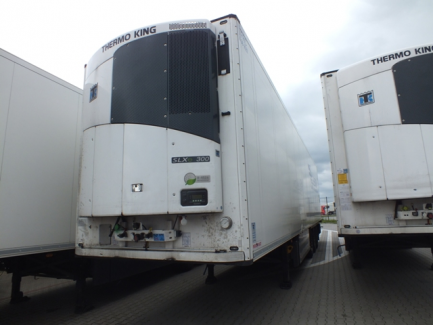 PACKAGE 3 Schmitz refrigerated semi-trailers