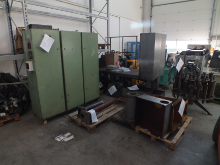 Drilling and milling machine TOS VANSDORF A.S WHN-13.4A