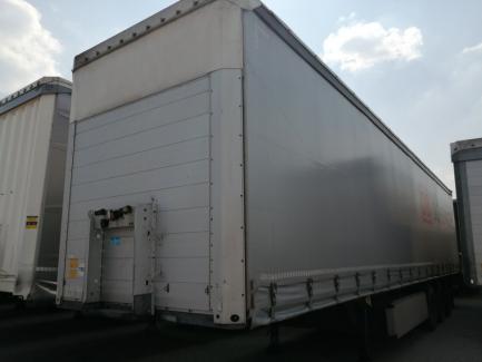 SCHMITZ S01 Curtain semi-trailer