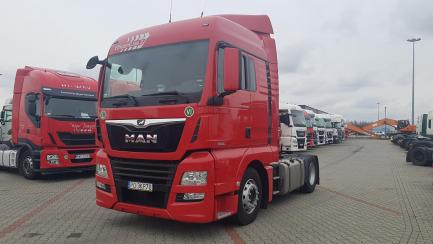 MAN TGX 18.460 Euro 6 12419ccm - 460HP 18t 16-