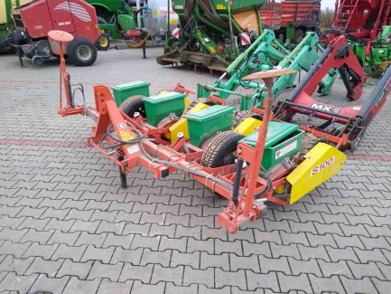 MEPROZET S100 maize seeder