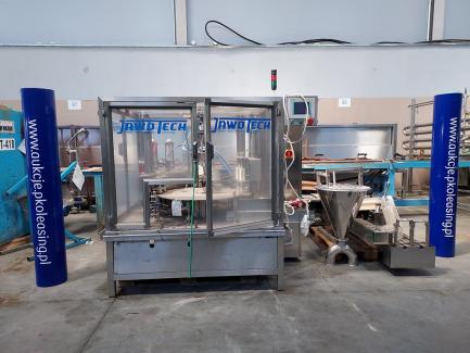 Maszyna do napełniania woreczków Doypack JAWO TECH S.R.O JT-DP-2000