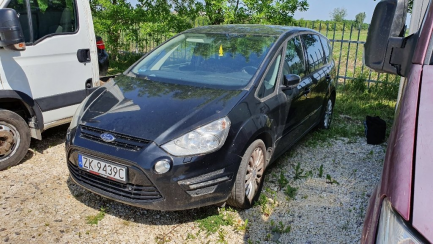 Ford S-max 2.0 TDCi DPF Gold X MPS6