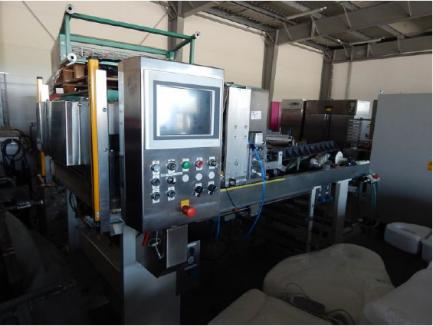 Maszyna do nagrzewania worków Vama VC620 SS