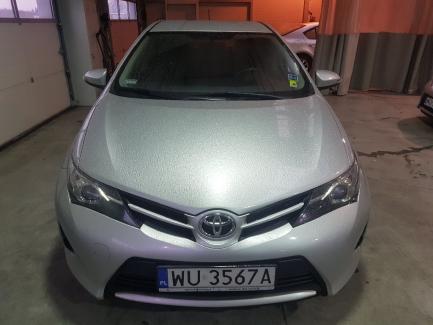 Toyota Auris 1.33 VVT-i Active