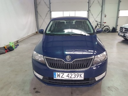 SKODA Rapid Spaceback  1.6 TDI DPF Ambition