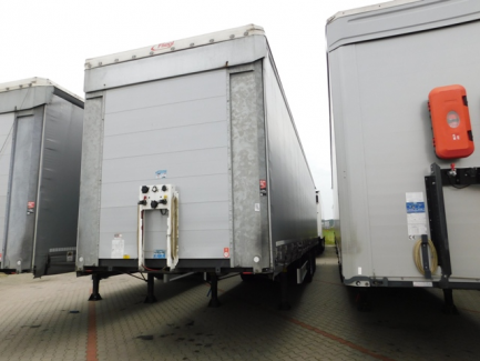 FLIEGL SDS 390 Curtain semitrailer
