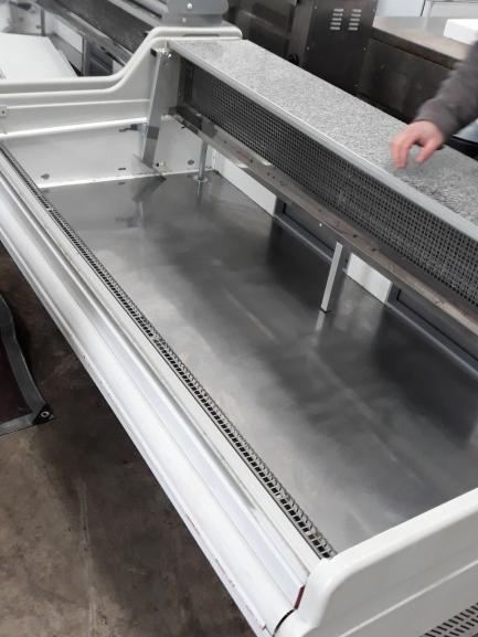 ESSYSTEMK LCD DORADO 2.0 refrigerated counter