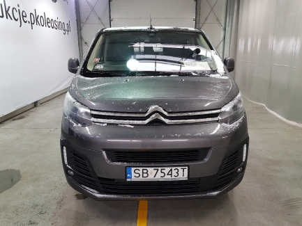 Citroen SpaceTourer 2.0 BlueHDi M Shine Aut.