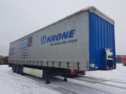 Curtain semi-trailer KRONE SD