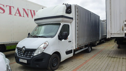 AUCTION OF THE DAY RENAULT Master dCi 165 Energy L3 Pack Clim Euro 5