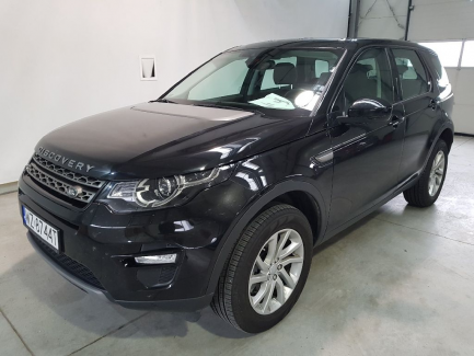 LAND ROVER Discovery  Sport 2.0 TD4 SE aut