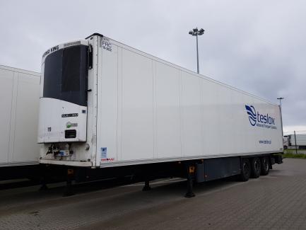Schmitz SCB * S3B refrigerator semi-trailer
