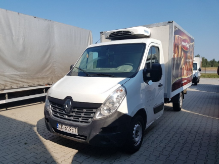 Renault Master dCi 125 Euro 5 2299ccm - 125HP 3,5t 14-16