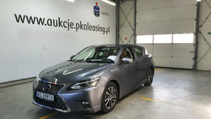 Lexus CT 200h Elegance, Hybrid + LPG