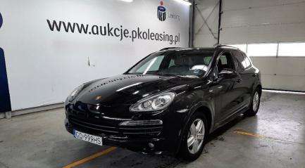 Wiosenne obniżki| Prowizja 1% Porsche Cayenne S Diesel
