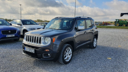 Jeep Renegade 1.4 MultiAir Limited 4WD S&S aut