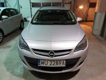 Opel Astra IV 1.6 CDTI Sport