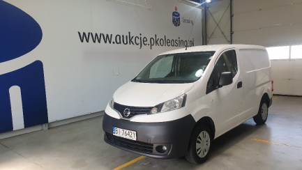 Nissan Nv200 1.6 16V Euro 6 1597ccm - 110KM 2t Acenta Premium