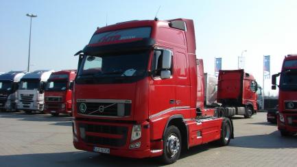 Volvo FH 500 Euro 5 12777ccm - 510HP