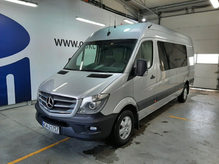 Mercedes-benz Sprinter 319 CDI Euro 6 2987ccm - 190HP 3,5t