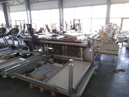 Bullmer Premiumcut ELC 1820 CV cutting table