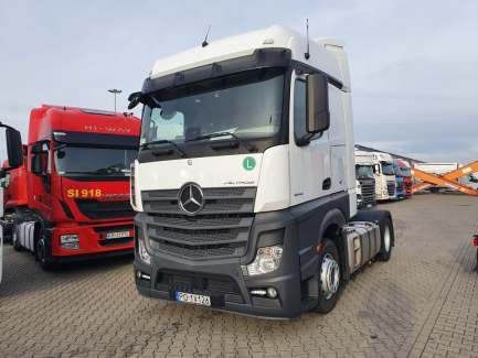 AUCTION OF THE DAY Mercedes-benz Actros Euro 6 12809ccm - 449HP 18t 11-19