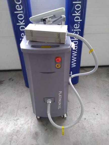 Urządzenie medyczne do depilacji - Laser diodowy SC Beauty Medical CHROMATICA PLATINUM XL GP900A3