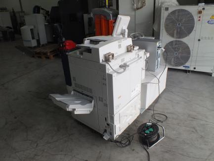 XEROX C 560 PRINTER COLOR printing system
