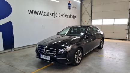 Mercedes-benz E 220 d 9G-TRONIC