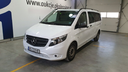Mercedes-benz Vito 116 CDI/BlueTEC Euro 6 2143ccm - 163HP 2,8/3t