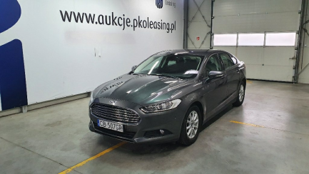 Ford Mondeo 2.0 TDCi Gold X (Trend)