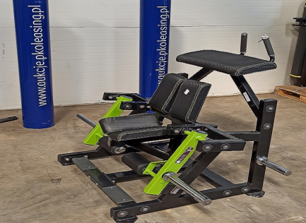 Iso-Lateral Kneeling Leg Curl product code IH-PL29